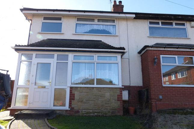 Thumbnail Property to rent in Nuthurst Grove, Kings Heath, Birmingham