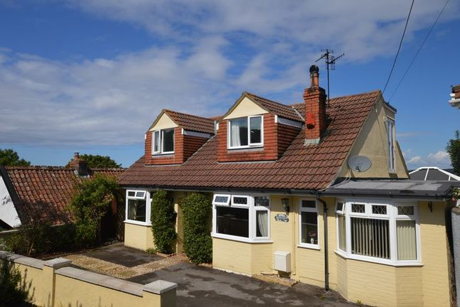 Thumbnail Bungalow for sale in Eastfield Road, Hutton, Weston-Super-Mare