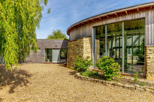 Thumbnail Detached house for sale in The Roundhouse, Northfield Barns Drive, Milton Keynes