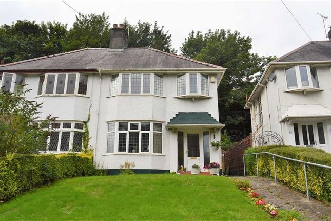 Thumbnail Semi-detached house for sale in Mount Pleasant, Swansea