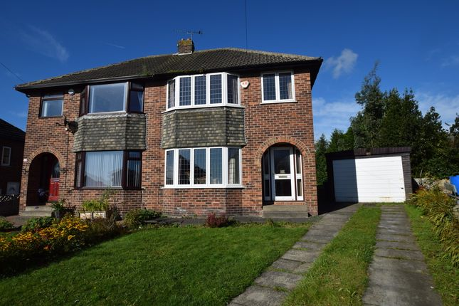 Thumbnail Semi-detached house for sale in Park Hill Close, Bradford
