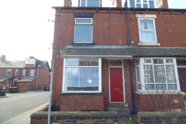 Thumbnail End terrace house to rent in Cross Flatts Crescent, Beeston