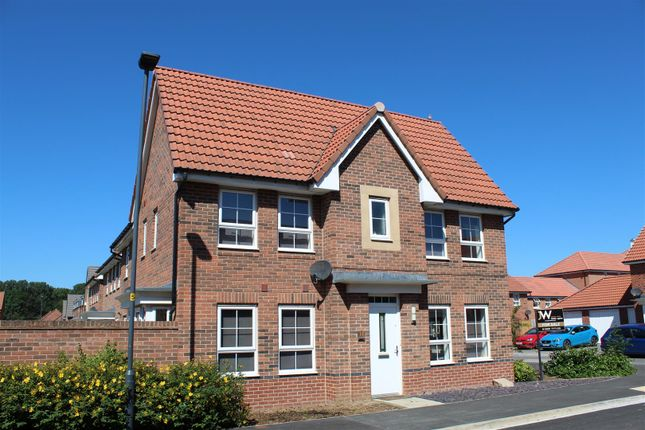 Thumbnail Semi-detached house for sale in De Lacy Road, Northallerton