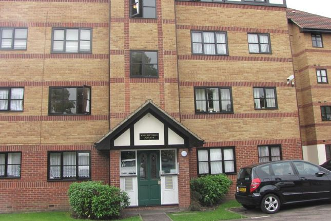 Thumbnail Flat for sale in Somerset Hall, London