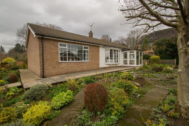 Thumbnail Detached bungalow for sale in The Point, Nottingham