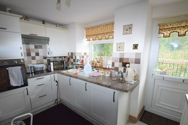 Kitchen of Maes Y Coed Cottages, Afonwen, Mold CH7