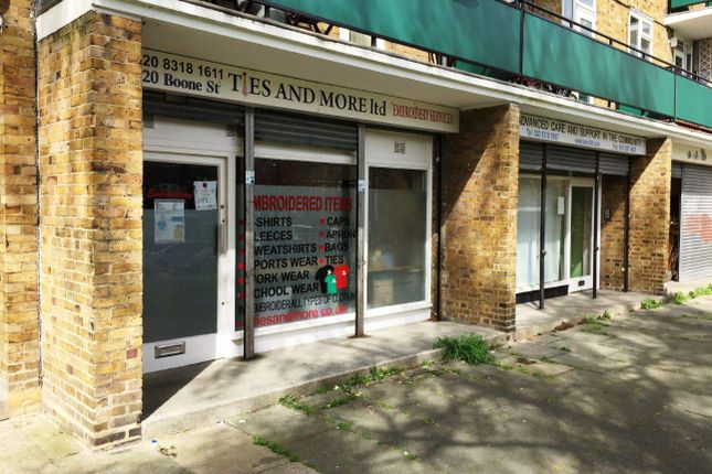 Thumbnail Commercial property for sale in Boone Street, London