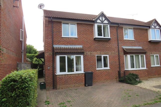 Thumbnail Property to rent in Calder Crescent, Taunton