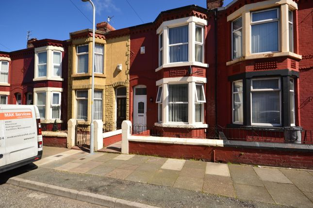 Thumbnail Terraced house for sale in Eaton Avenue, Bootle, Liverpool