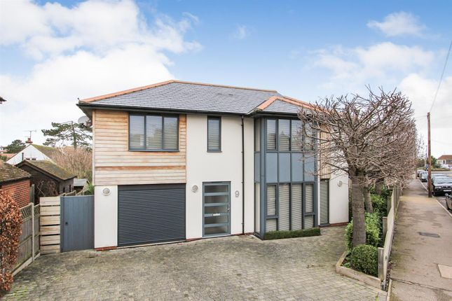 3 bed detached house for sale in St. Annes Road, Tankerton, Whitstable CT5