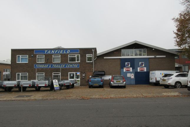 Thumbnail Warehouse to let in Blatchford Road, Horsham