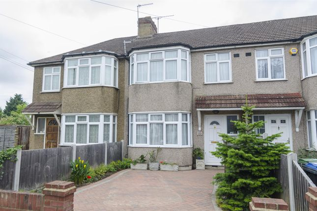 Thumbnail Terraced house for sale in Connaught Avenue, Enfield