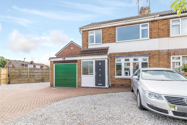 Thumbnail Semi-detached house for sale in Ouston Close, Tadcaster