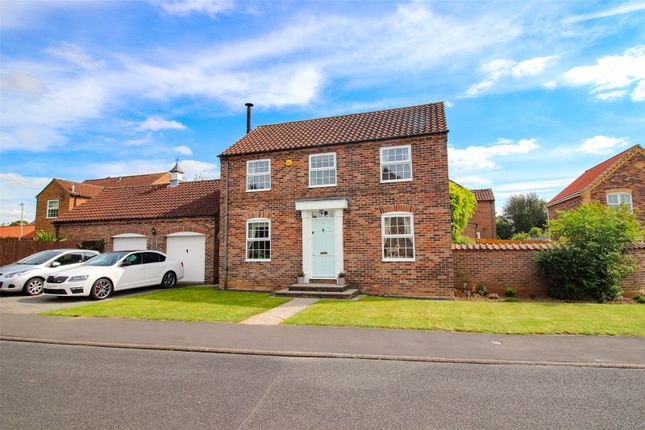 Thumbnail Detached house for sale in Sawmill Lane, Wragby, Market Rasen