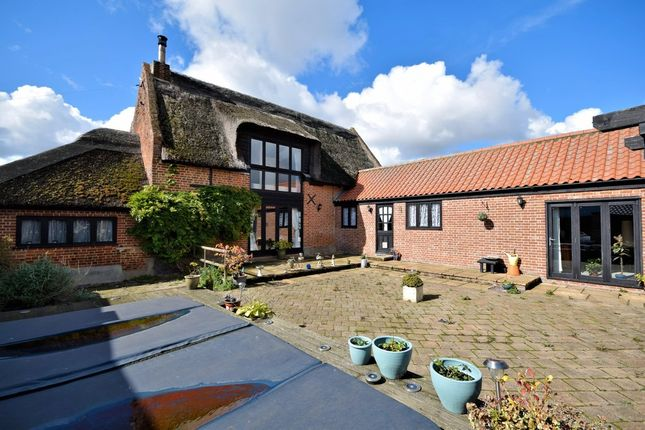 Thumbnail Barn conversion for sale in Cantley, Norwich