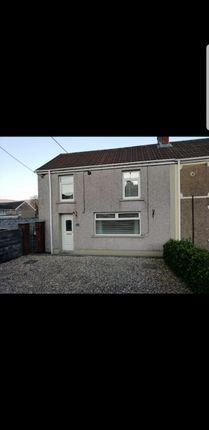 Thumbnail End terrace house to rent in Cardiff Road, Aberdare