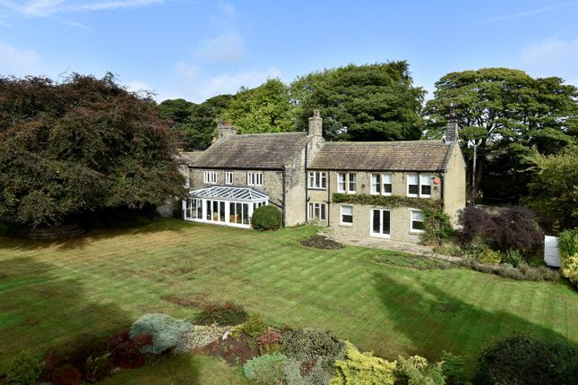 Thumbnail Detached house for sale in Manor Road, Farnley Tyas, Huddersfield
