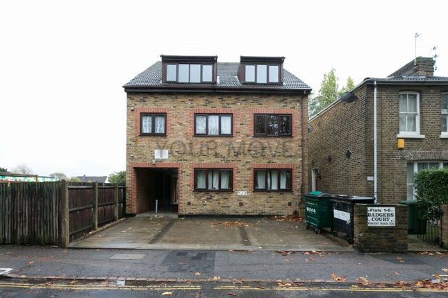 Thumbnail Flat for sale in Forest Road, Leytonstone, London
