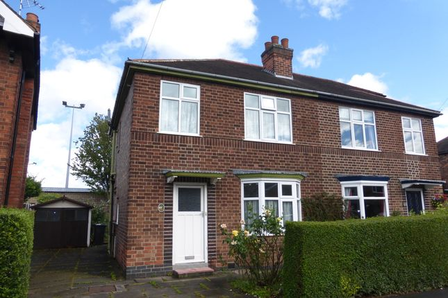 Semi-detached house for sale in Stafford Street, Long Eaton, Long Eaton