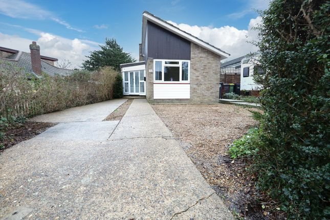 Thumbnail Bungalow for sale in Hamilton Gardens, Hockley, Essex