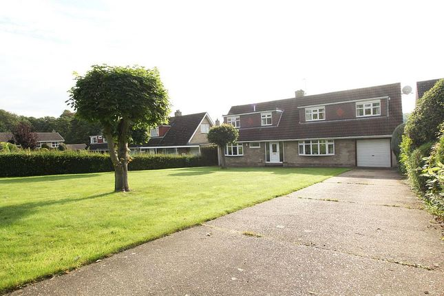 Thumbnail Detached house for sale in Kingswood Close, Firbeck, South Yorkshire