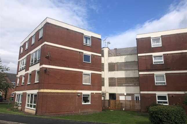 Thumbnail Flat for sale in Waterford Court, Elworthy Close, Stafford