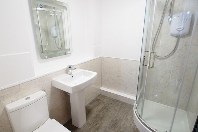 Shower Room of Albany Court, Gordon Street, Aberdeen AB11