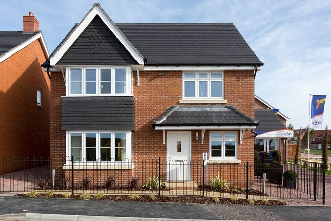 "Thumbnail Detached house for sale in ""The Canterbury"" at Archer's Way, Amesbury, Salisbury"