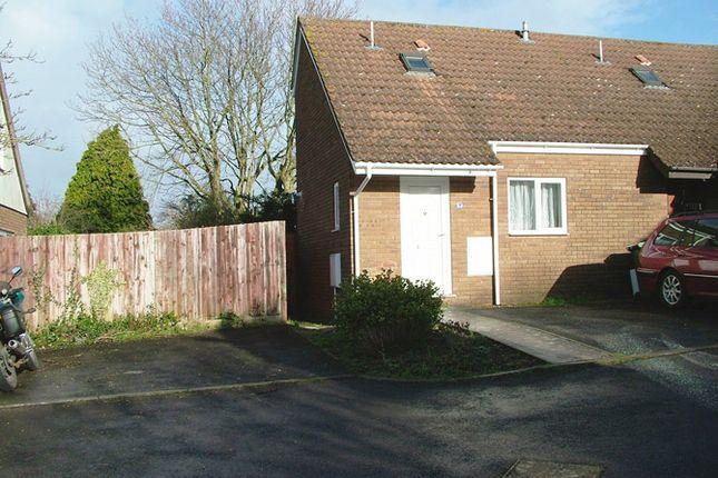 Thumbnail Semi-detached house to rent in Ridgeway Gardens, Glastonbury