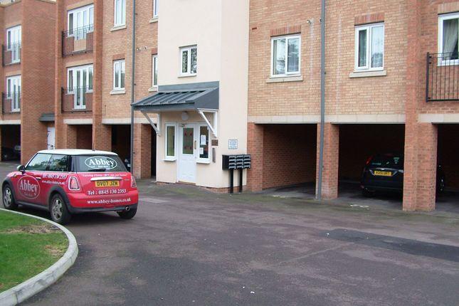 Thumbnail Flat to rent in Jacksnipe House Capstan Drive, Rainham