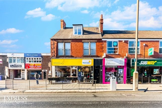 Thumbnail 2 bed flat for sale in Durham Road, Gateshead, Tyne And Wear