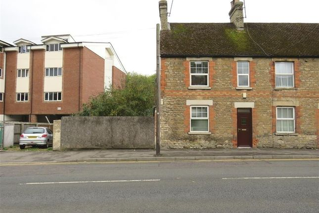 Thumbnail Semi-detached house for sale in High Street South, Rushden