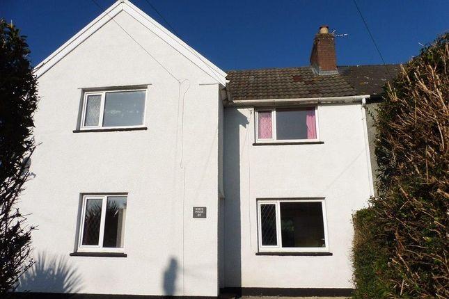 Thumbnail Semi-detached house to rent in Pendre, Bridgend