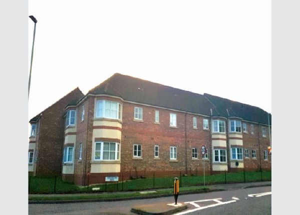 Thumbnail Block of flats for sale in Swain Court, Middleton St George, County Durham