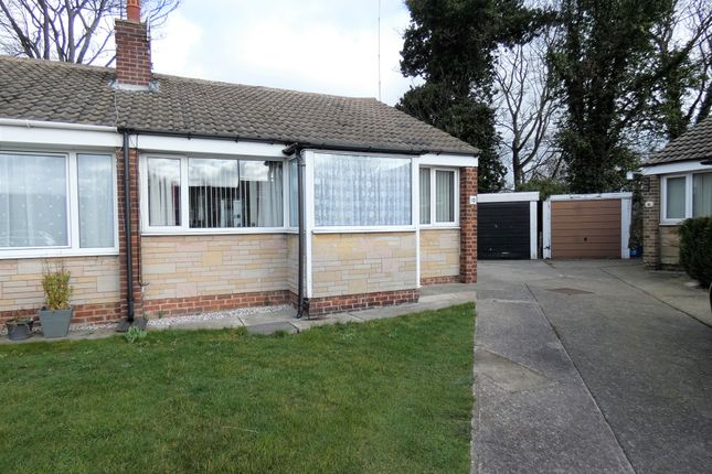 Thumbnail Bungalow for sale in Grafton Close, Knottingley