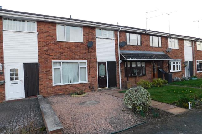 Thumbnail Terraced house to rent in The Oaklands, Kidderminster