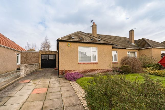 Thumbnail Semi-detached bungalow for sale in 82 Craigmount Avenue North, Edinburgh