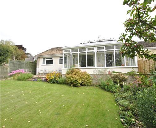 Thumbnail Detached bungalow for sale in Eden Park Drive, Batheaston, Somerset