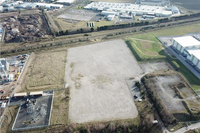Thumbnail Land for sale in Waste Management/Waste To Energy Development Site, Weighbridge Road, Deeside Industrial Estate, Deeside, Flintshire, Uni