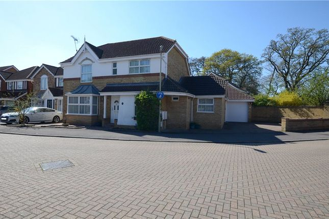 Thumbnail Detached house for sale in Broadmead, Farnborough, Hampshire