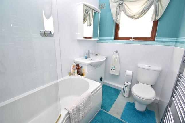 Bathroom of 27 Pennine Gardens, Carlisle, Cumbria CA1