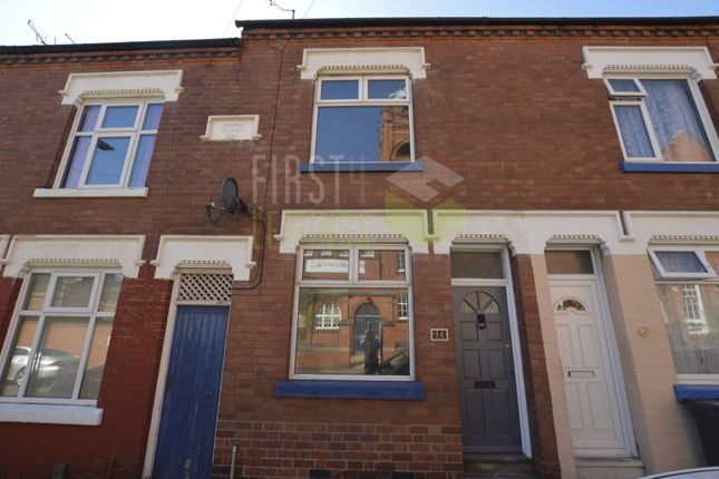 Front of Mantle Road, Leicester LE3