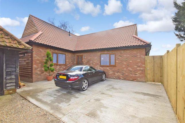 Thumbnail Detached bungalow for sale in Gore Lane, Eastry, Sandwich, Kent