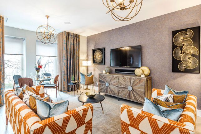 Flat for sale in Plot 64 - Park Quadrant Residences, Glasgow