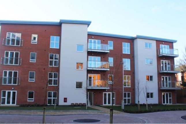 Thumbnail 2 bed flat to rent in Roses Court, Elmshall Place, St. Albans
