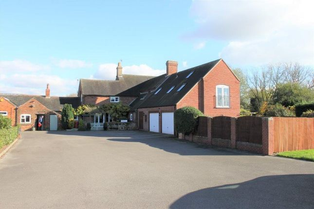 4 bed detached house for sale in Twyford Road, Barrow-On-Trent, Derbyshire
