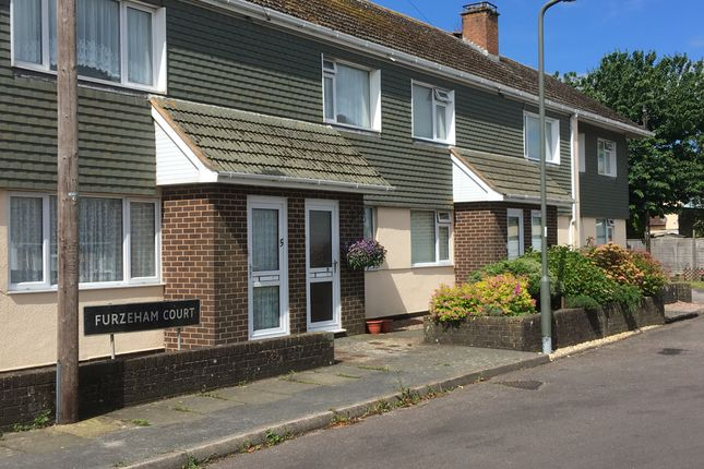 Thumbnail Flat to rent in The Close, Brixham