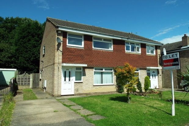 Thumbnail Property to rent in Westray Close, Bramcote, Nottingham