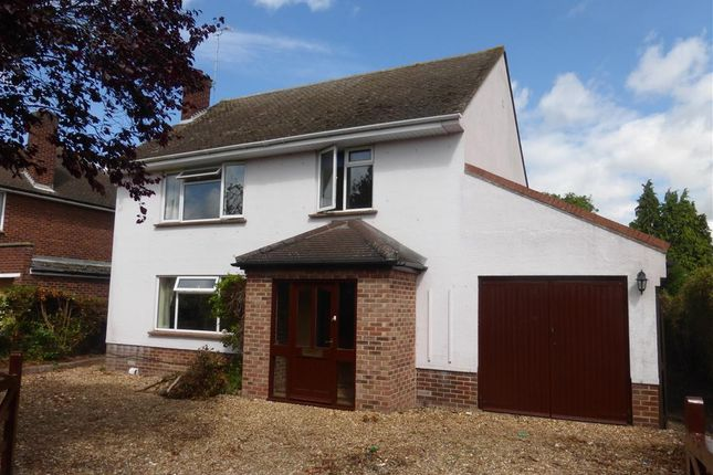 Thumbnail Detached house to rent in Kinnaird Way, Cambridge
