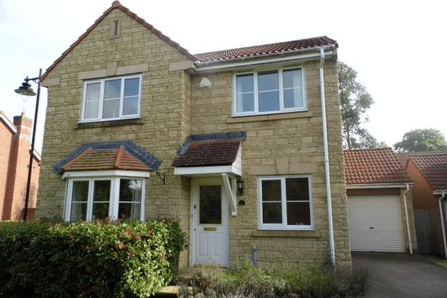 Thumbnail Detached house to rent in Newbury Avenue, Calne